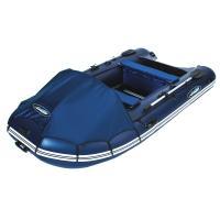 Лодка GLADIATOR C330 бело-темно синий