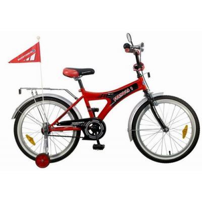 """Детский велосипед 20"""" Вел-д NOVATRACK 20'', А, Формула, черно/красн"""